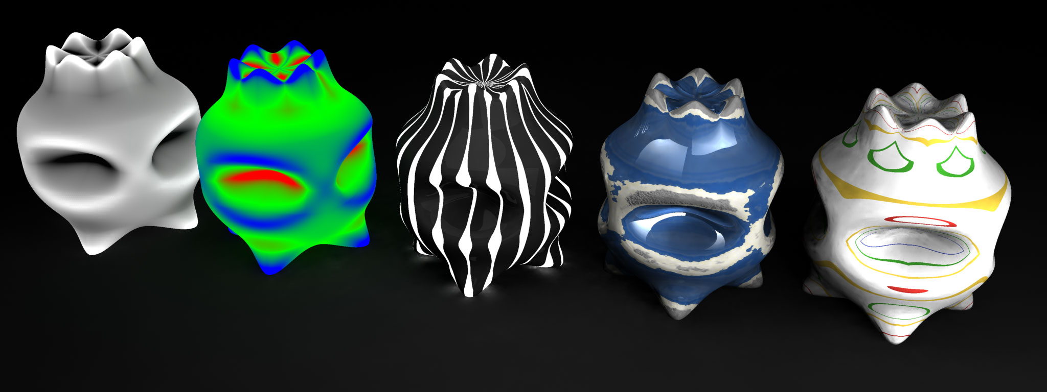 tomcowland com - mentral ray shaders for OS X